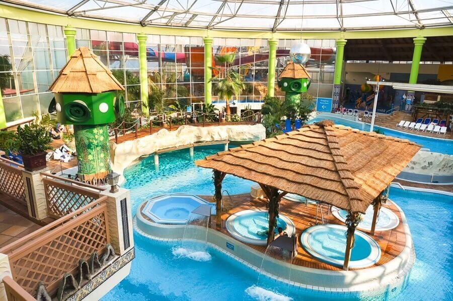 Freizeitbad Aqualand in Köln
