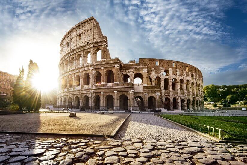 Bild Kolosseum in Rom, Italien