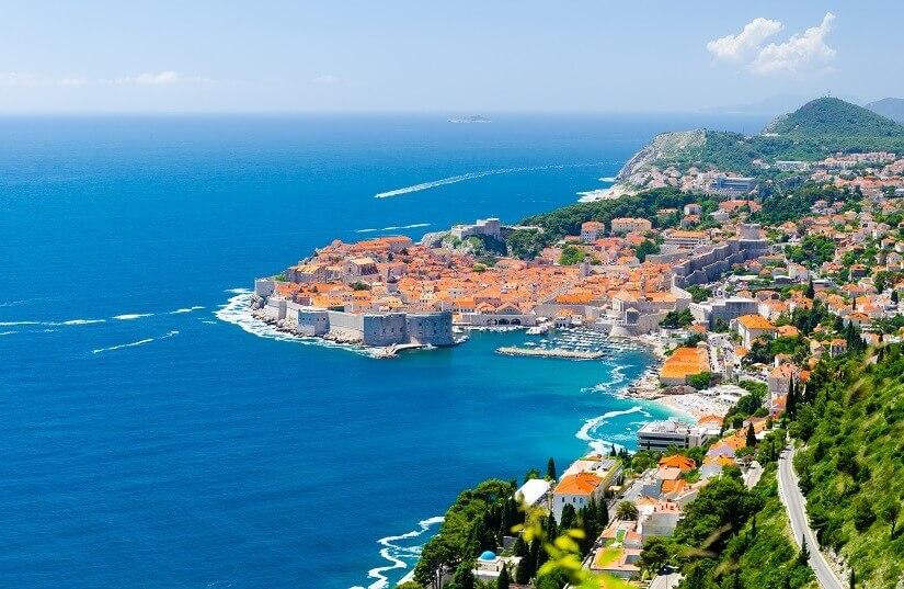 Bild Kroatien: Altstadt von Dubrovnik