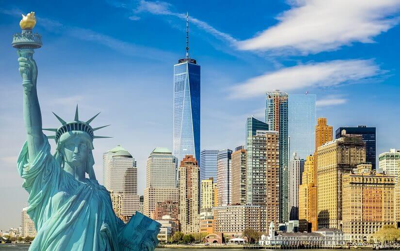Bild Freiheitsstatue in New York