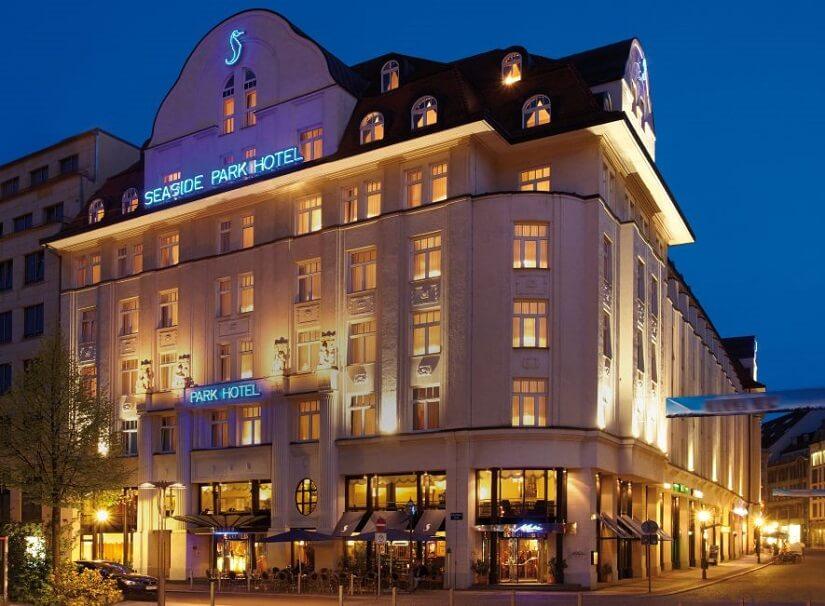 Bild Seaside Park Hotel in Leipzig