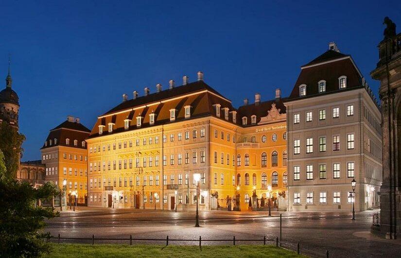 Bild Taschenbergpalais Hotel Kempinski in Dresden