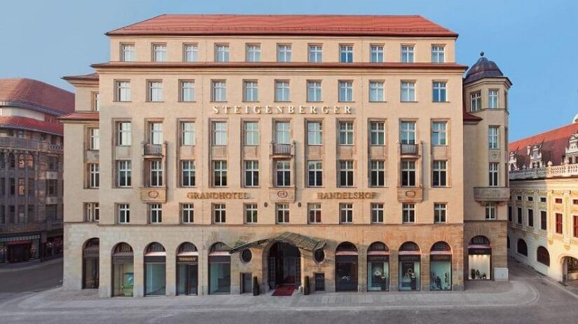 Bild Hotel Steigenberger Handelshof in Leipzig