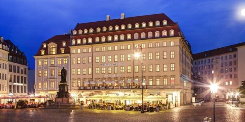 Bild Steigenberger Hotel de Saxe in Dresden