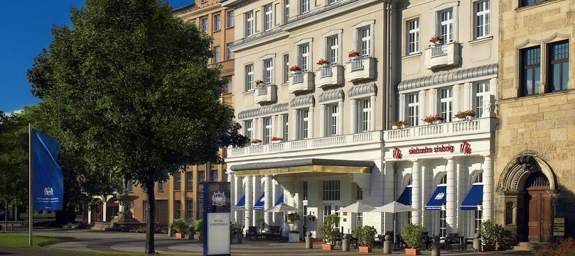 Bild Hotel Fürstenhof in Leipzig
