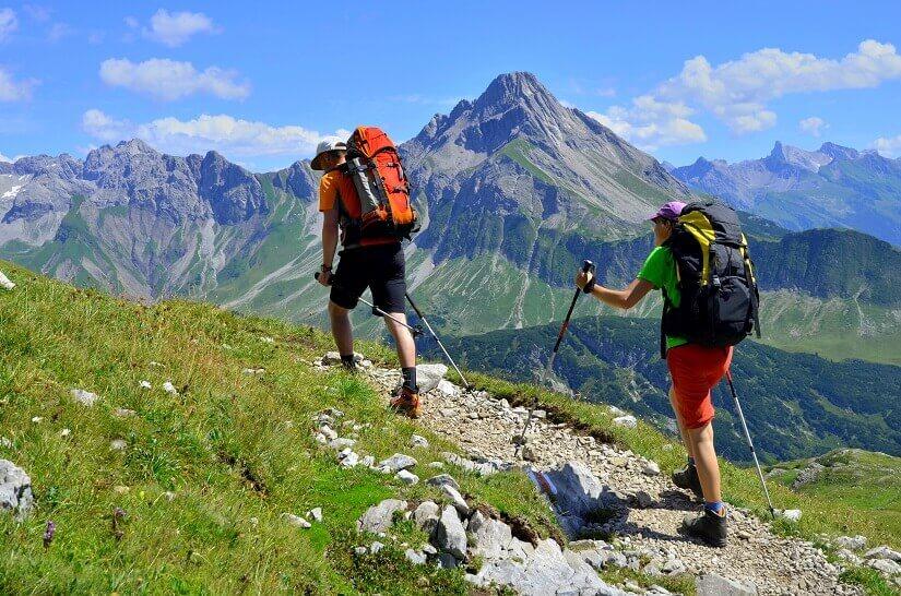 Bild Aktive Ferien in Österreich