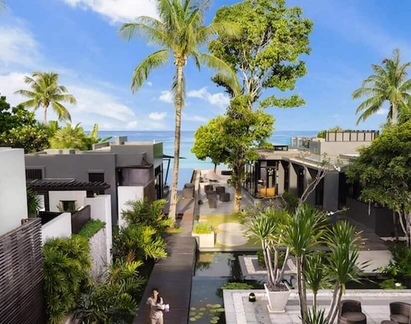 Bild Traumhotel Aleenta Phuket in Thailand