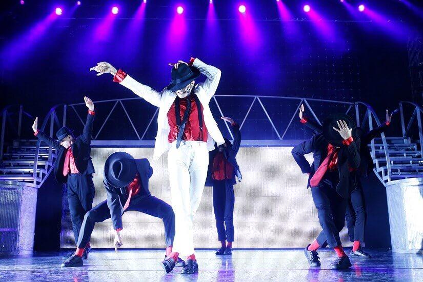 Bild Im Musical Thriller wird MJ wieder lebendig