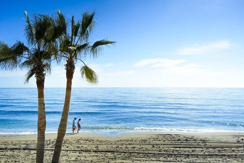 Bild Erholung an der Costa del Sol
