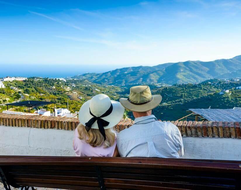Bild Paradiesische Aussichten an der Costa del Sol