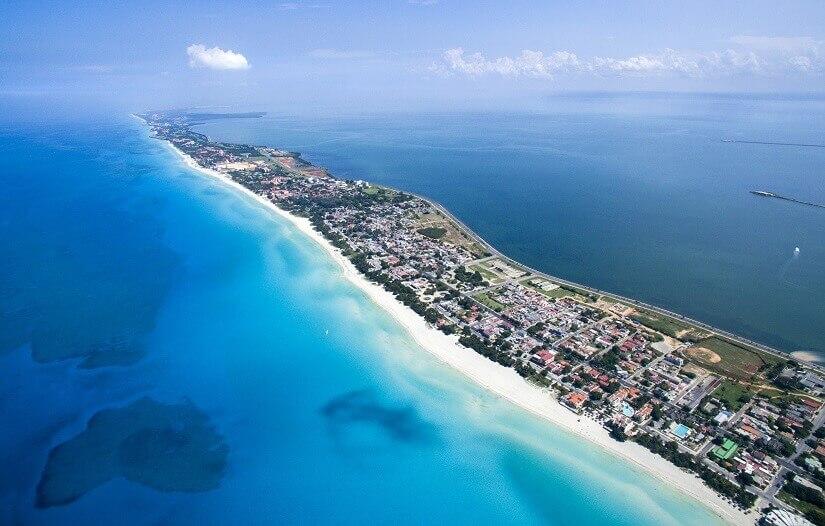 Insel, Halbinsel, Hicacos, Varadero, Karibik, Kuba