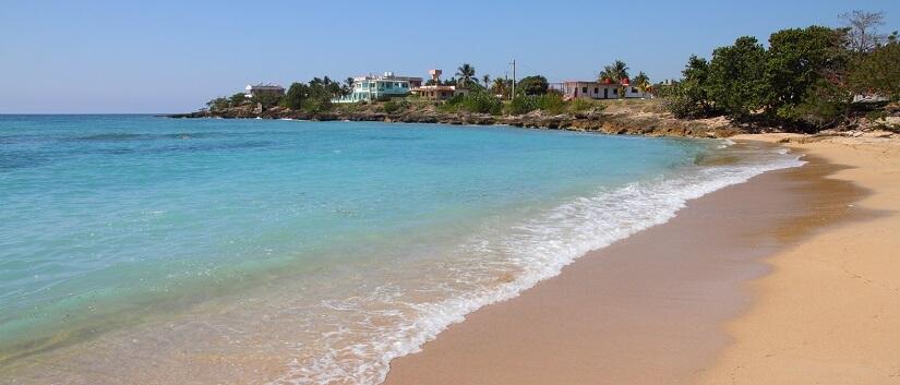 Playa Rancho Luna in Cienfuegos auf Kuba
