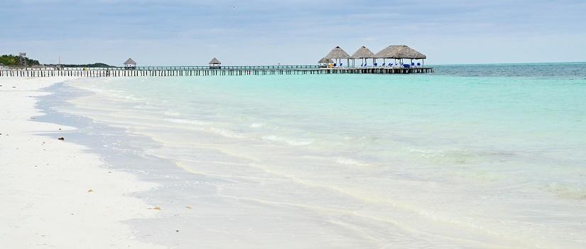Playa Cayo Coco auf Kuba
