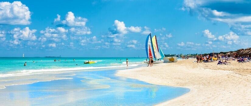 Varadero Beach auf Kuba