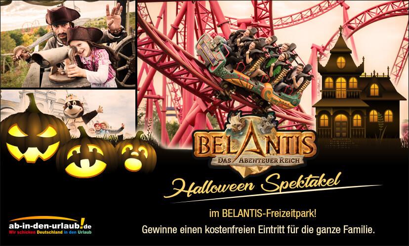 Bild Halloween-Spektakel in Belantis