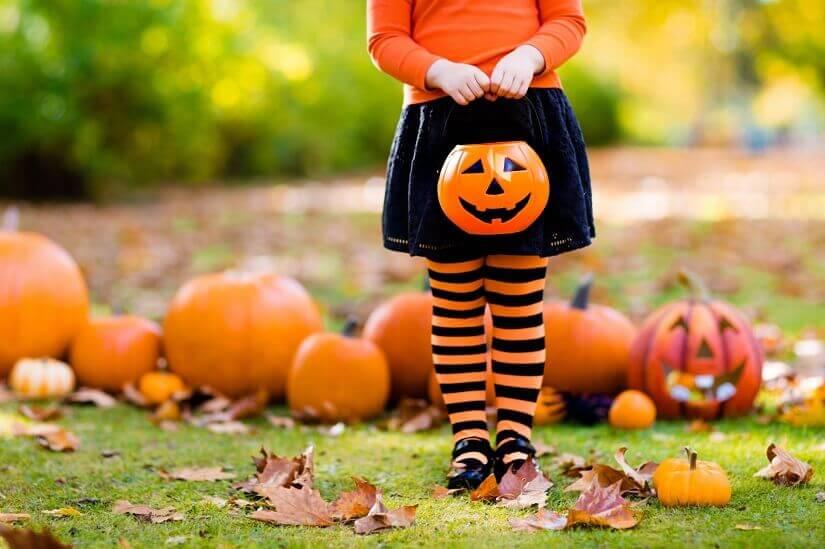 Bild Halloween-Verkleidung ist Pflicht