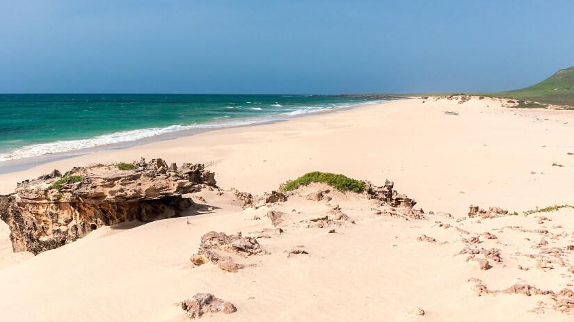 Strand auf Boavista