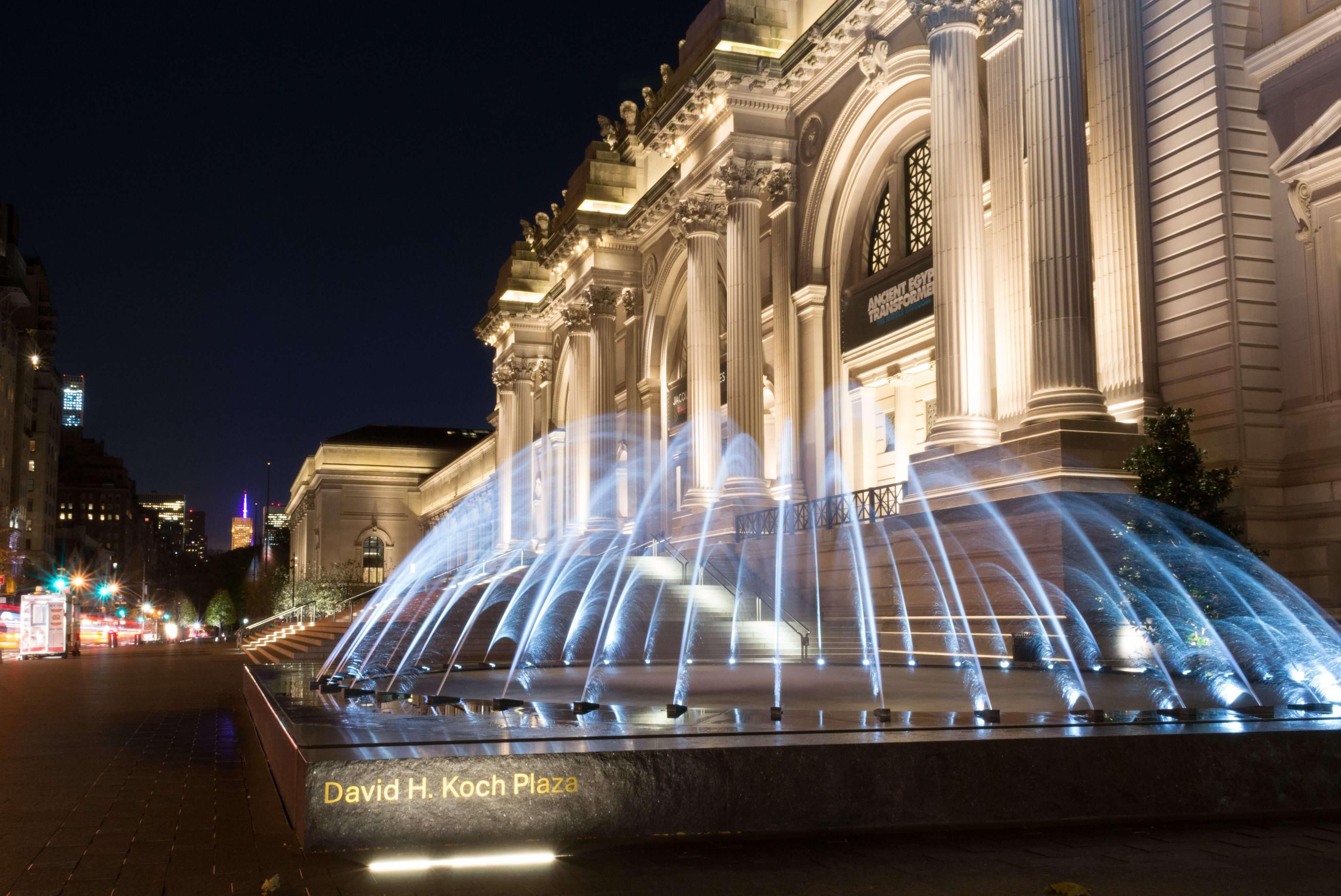 Metropolitan Museum of Arts in New York