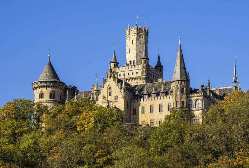 Schloss Marienberg