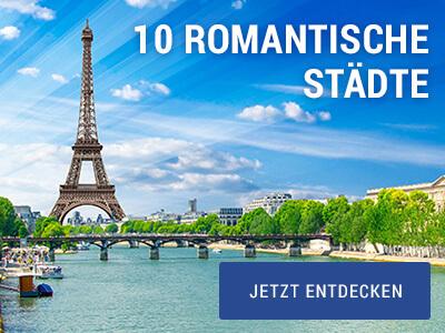Valentinstag Städteurlaub