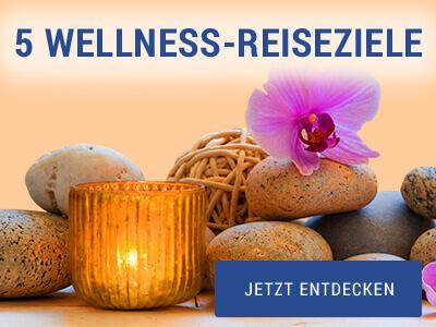 Wellness Deko mit Steinen