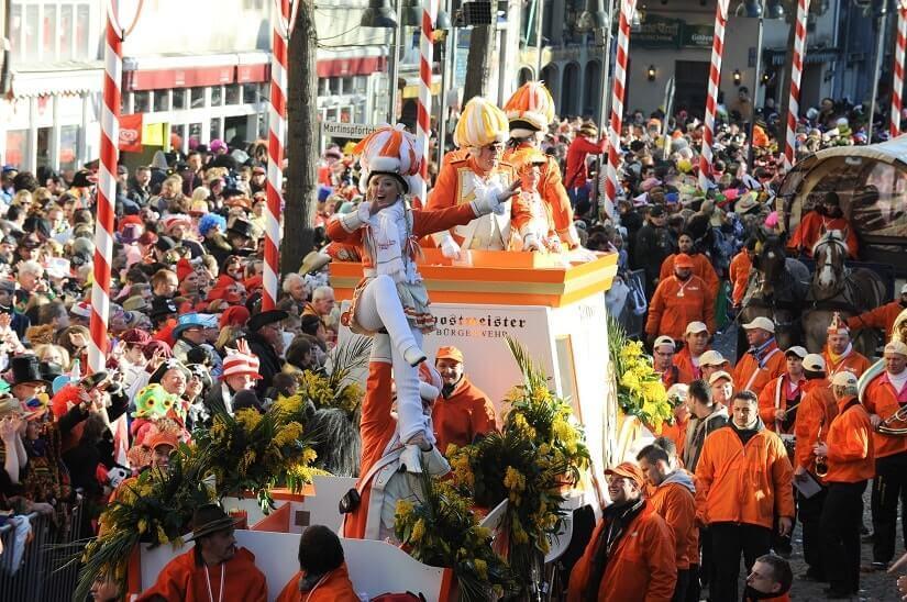 Bild Karneval in Köln