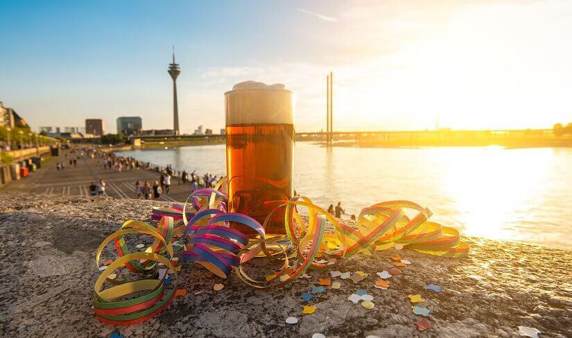 Bild Karneval in Düsseldorf