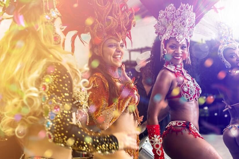 Bild Karneval in Rio