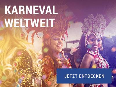 Bild Karneval weltweit
