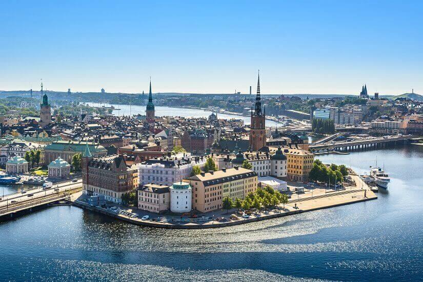 Stockholms Altstadt Gamla Stan