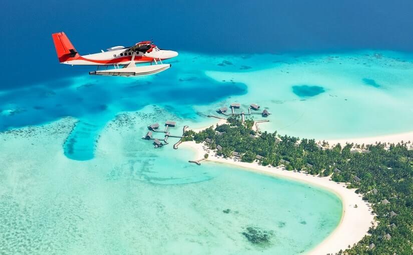Bild Traumstrände auf den Malediven
