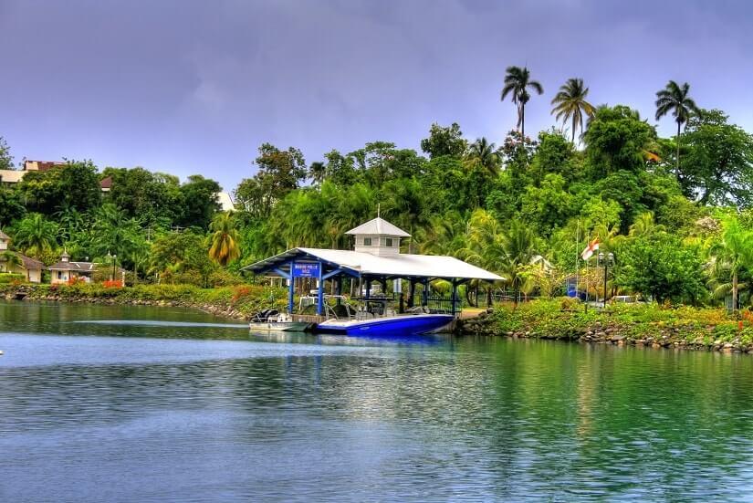 Bild Port Antonio, Jamaika