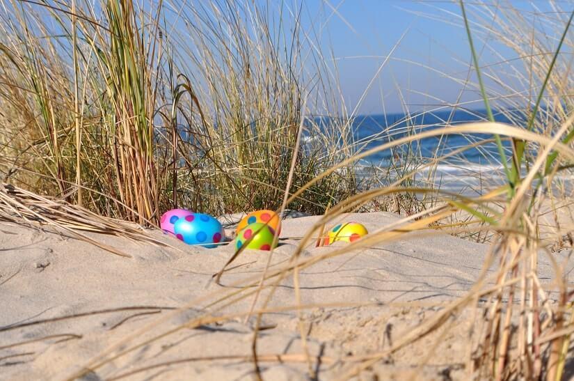 Bild Ostern auf Rügen