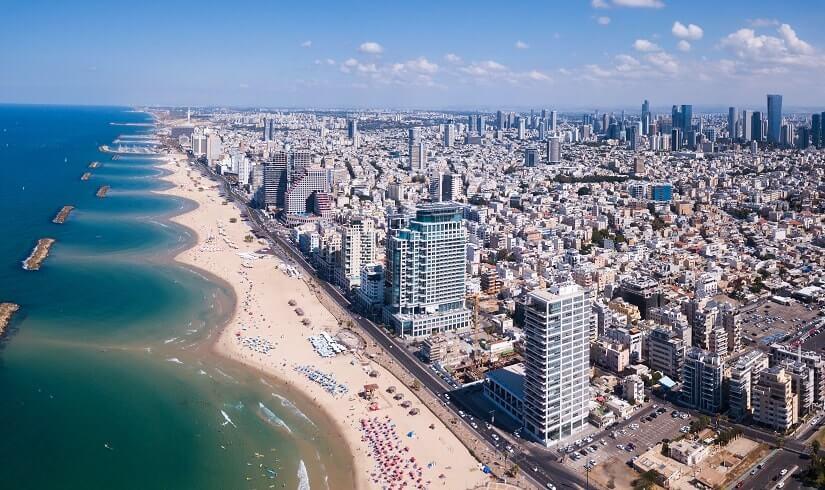 Bild Tel Aviv, Israel