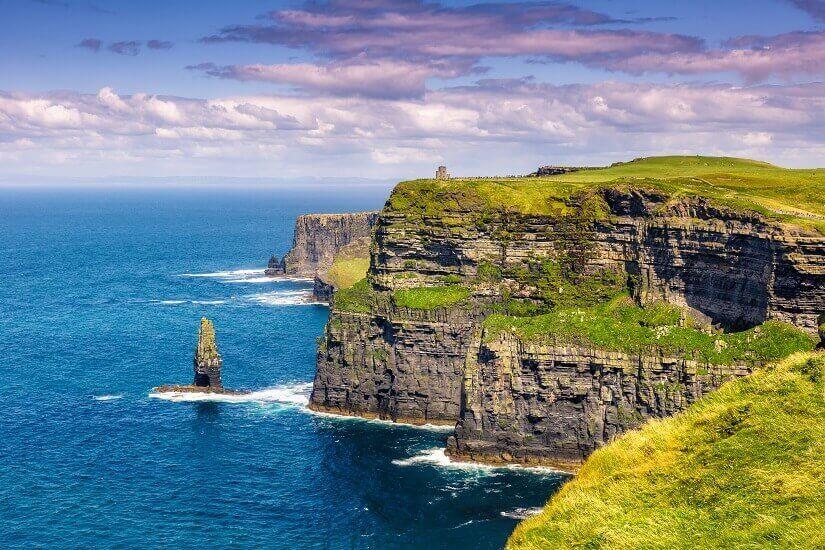Cliffs of Moher im Westen Irlands