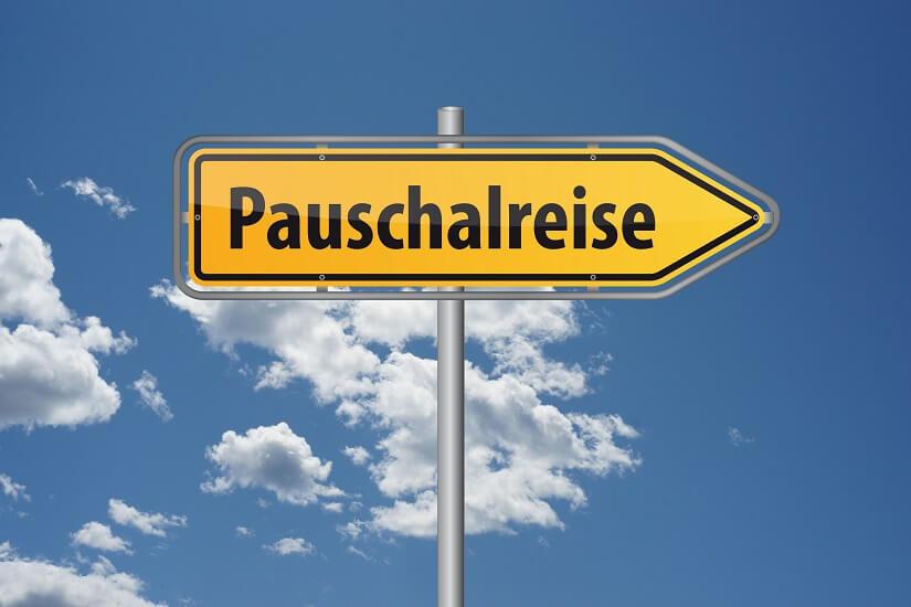 Bild Pauschalreise Wegweiser