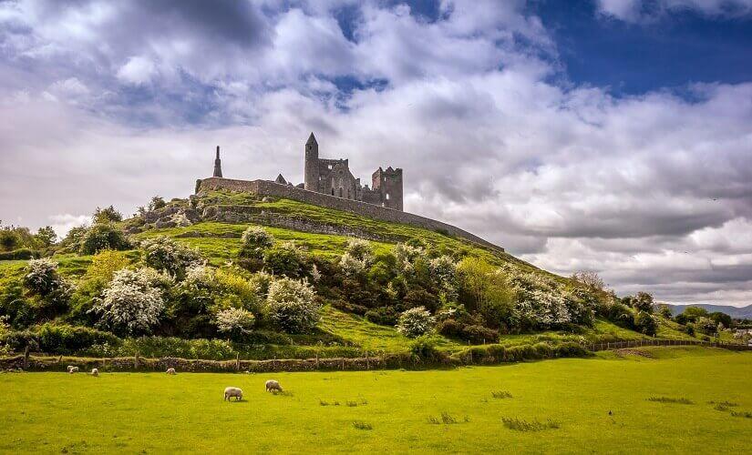 Bild Rock of Cashel, Irland