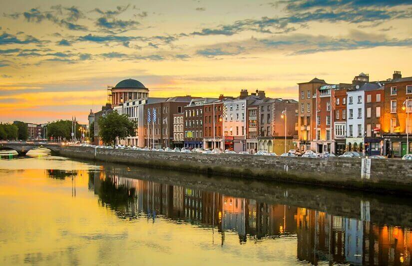 Bild Dublin, Irland