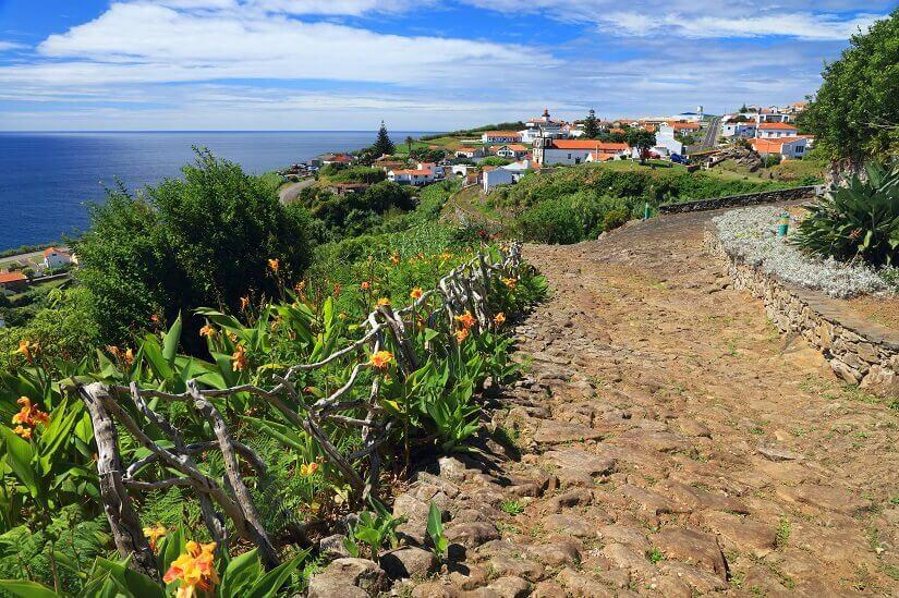 Bild Insel Flores, Azoren