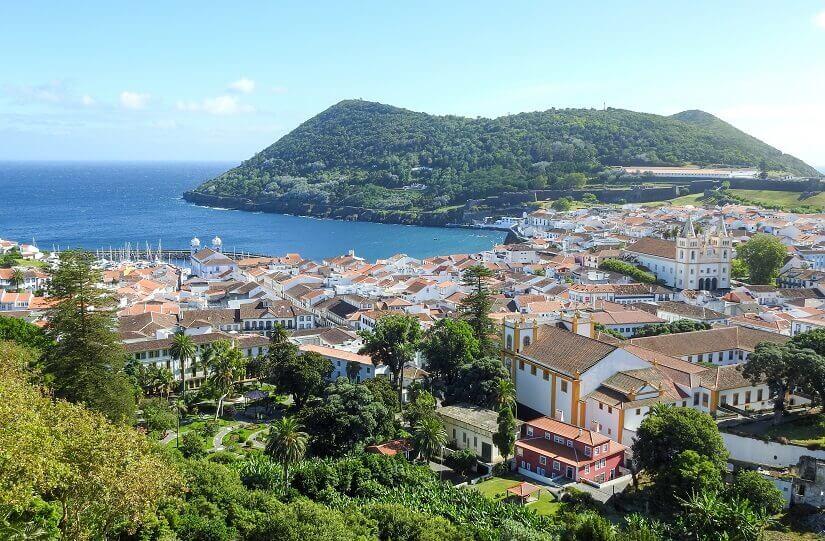 Bild Angra do Heroismo auf Terceira, Azoren