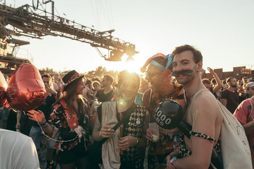Bild Melt! Festival 2018