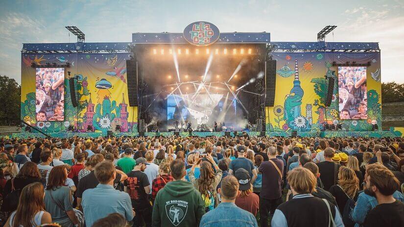 Bild Lollapalooza Festival 2018