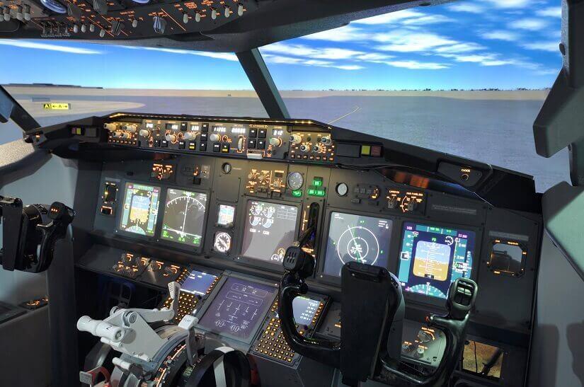 Wissen rund ums Flugzeug hilft gegen Flugangst