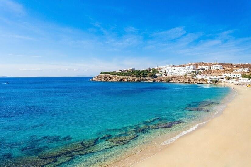 Mykonos: Nicht nur für Partyurlaub gut