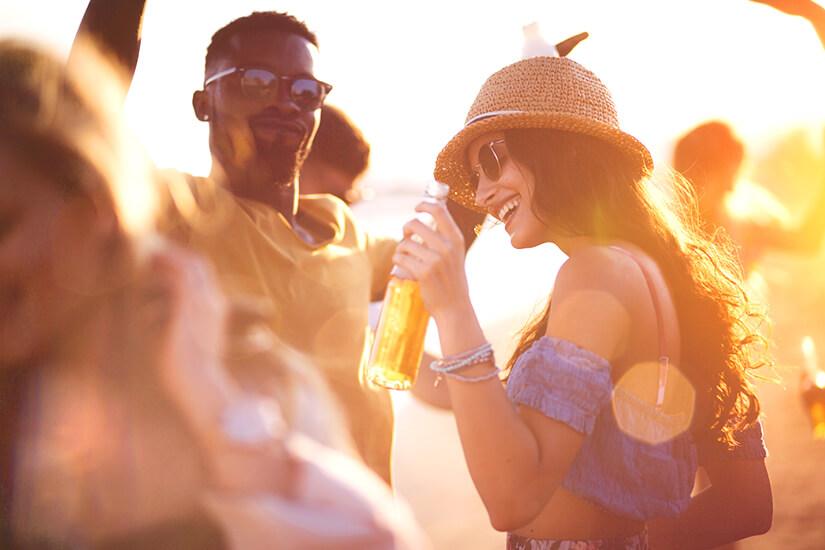 Alkohol verantwortungsbewusst genießen