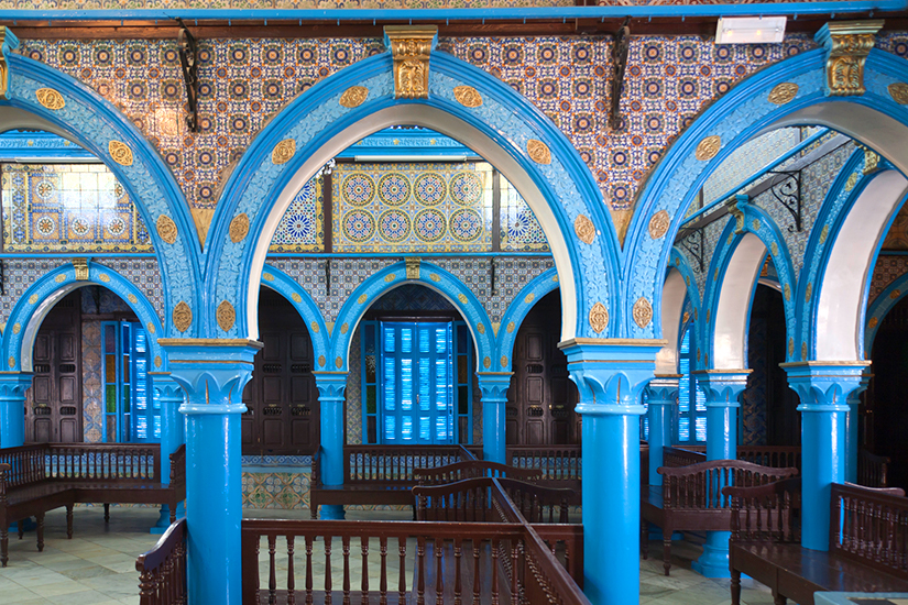 El Gribs Synagoge