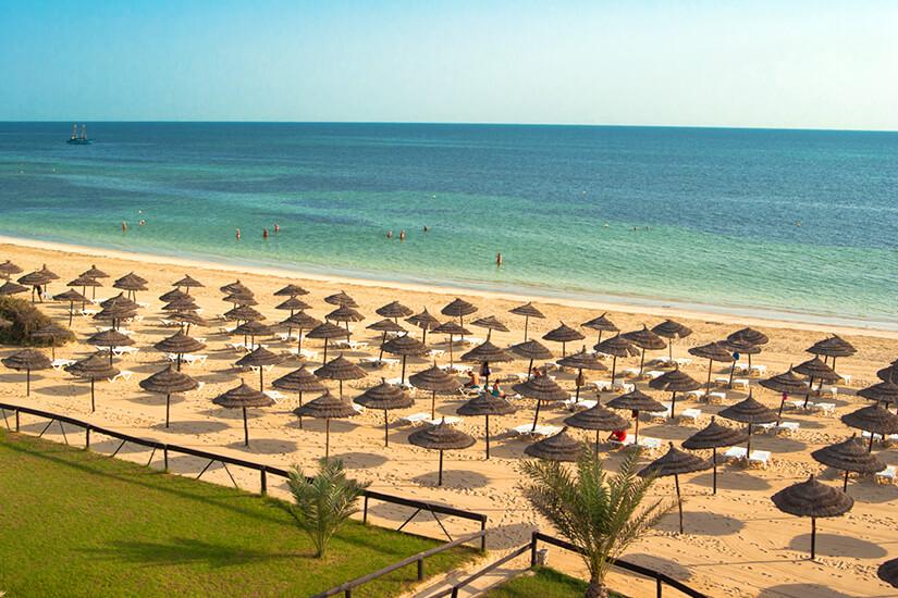 Günstiger Strandurlaub auf Djerba