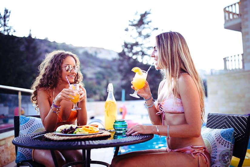Entspannter All Inclusive Urlaub