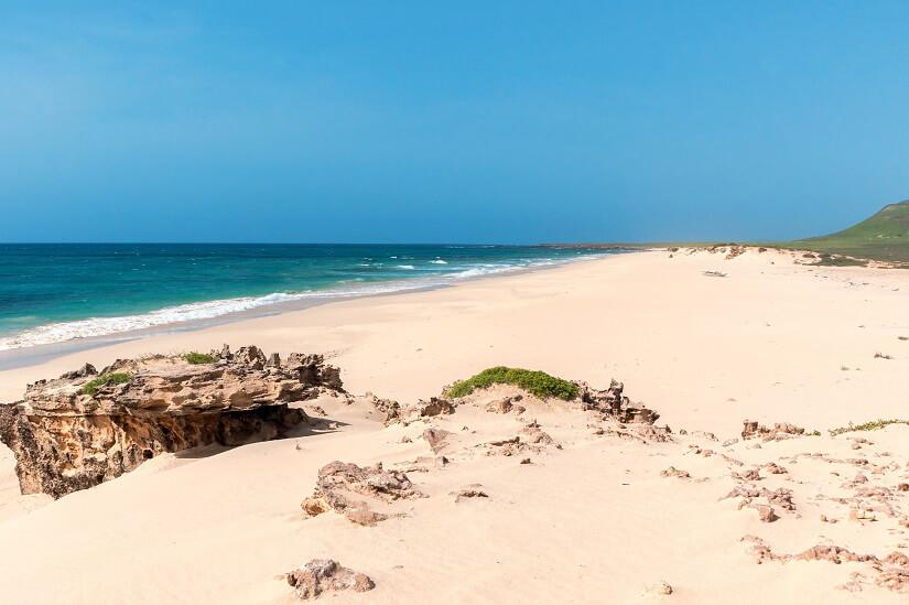 Praia da Varandinha auf Boa Vista