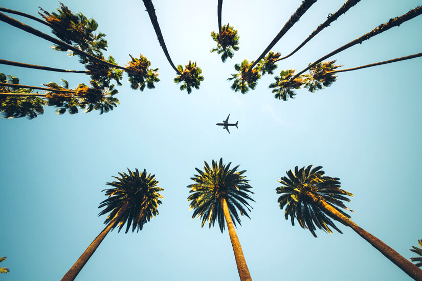 Stopover in Los Angeles